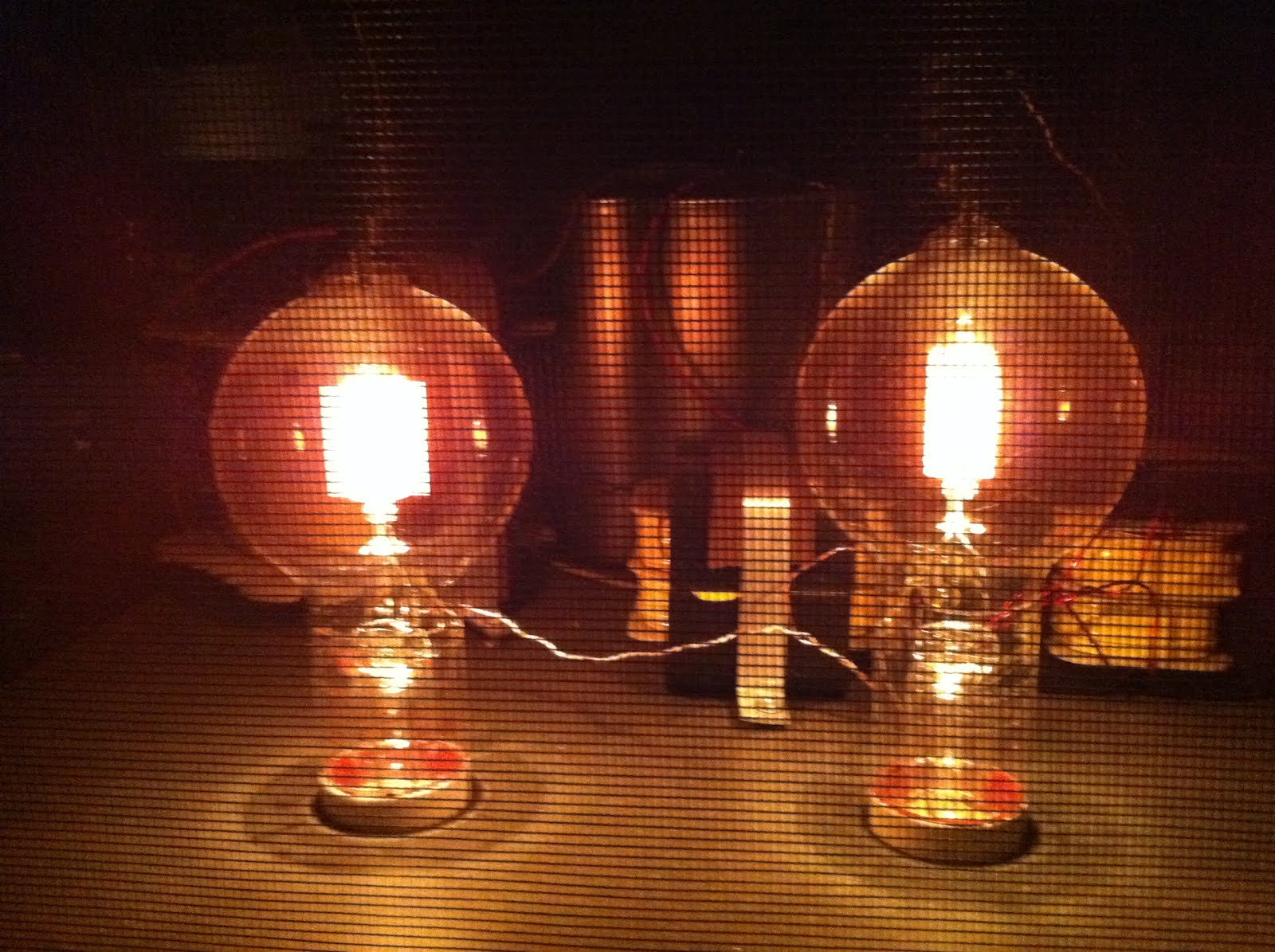 Check out the cool tube glow. The 75tl Eimac tube amps are something I could ...