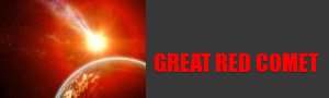 Great Red Comet-Earth Science Chronicles