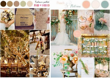 Hitched Wedding Planners Singapore: 5 Rustic Themed Wedding Colors ...