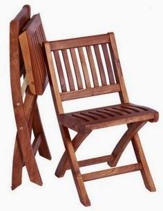 A mi manera c mo hacer una silla plegable de madera - Sillas de madera plegables ...