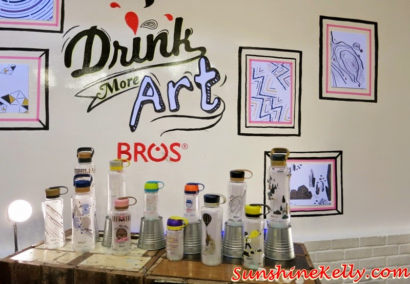 BROS 10th Anniversary Celebration, Kristal Klear Series, water bottle, safe water bottles, recycle, refill water