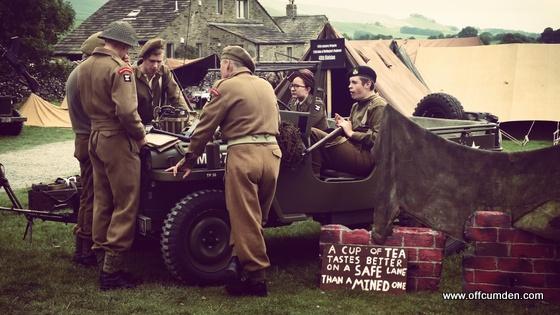 Grassington 1940's weekend