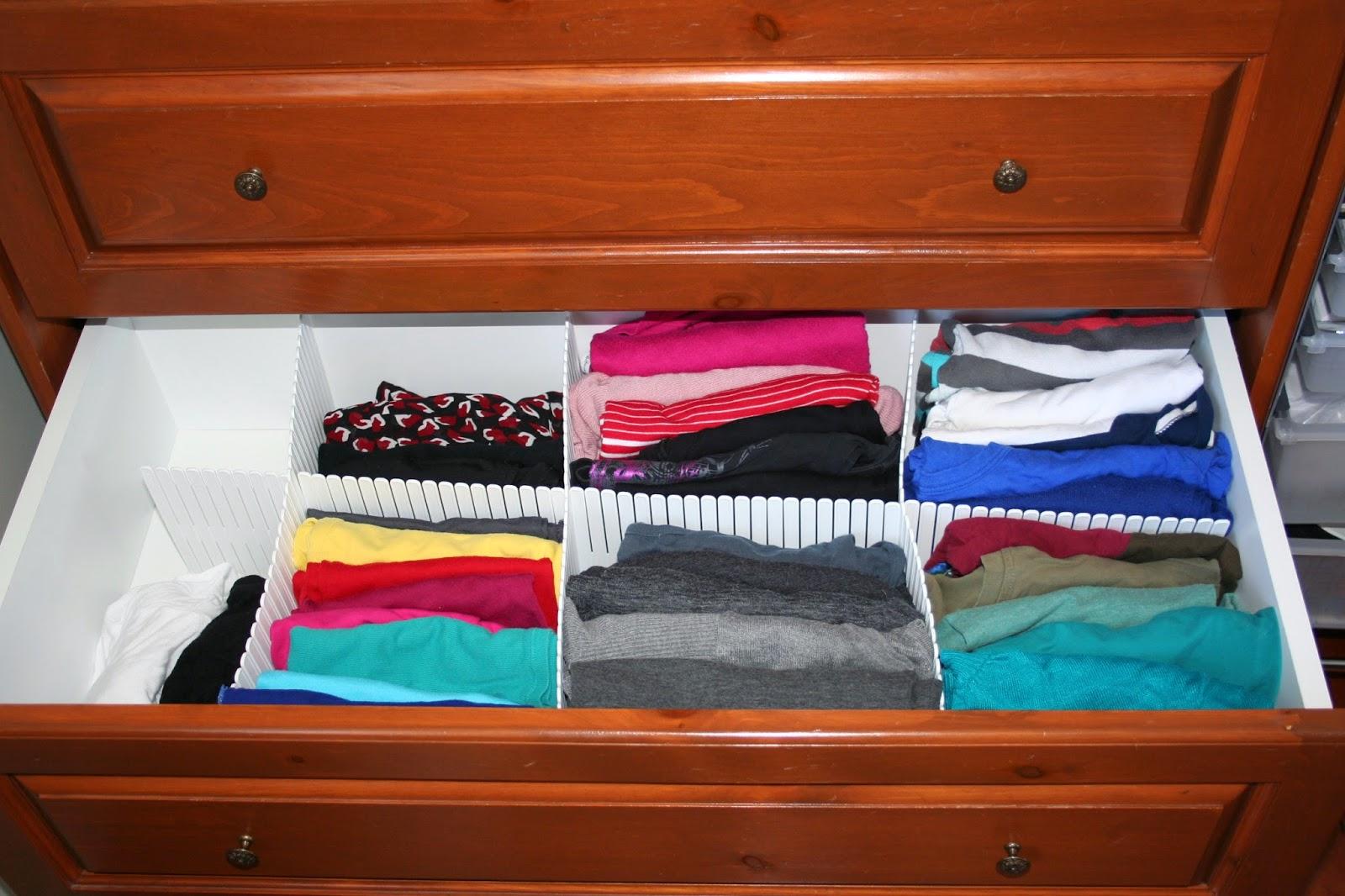 une vie bien rang e projet tiroirs de commode. Black Bedroom Furniture Sets. Home Design Ideas