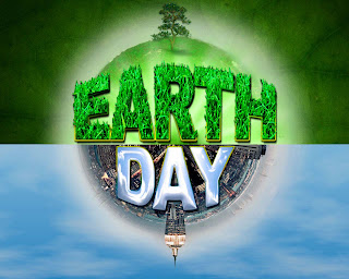 Earth Day 2012 PowerPoint Background Free Download 2