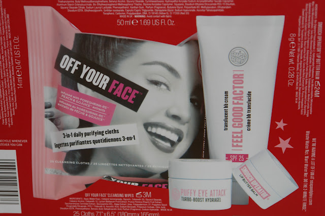 Soap & Glory Christmas Gift Guide Sets, Christmas 2013, UK beauty fashion blogger, facetime review, relaxstation review