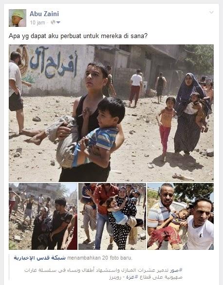 Cara Membantu Warga Gaza - Palestina
