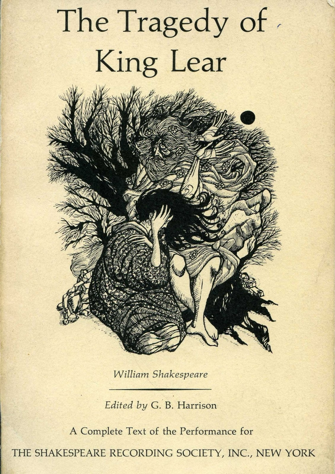 an analysis of the tragic characters in king lear by william shakespeare Shakespeare's king lear / an analysis of all the things king lear learns [ send me this essay] in 5 pages, the author analyses all the thinks that king lear learns in william shakespeare's king lear.