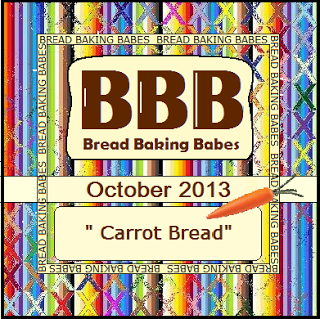 Revisiting Carrot Bread for a Bread Baking Buddies ROUNDUP