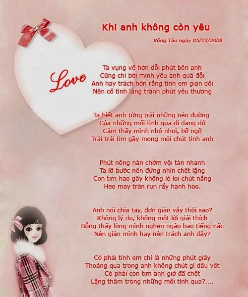 những bài thơ ý nghĩa về cuộc sống