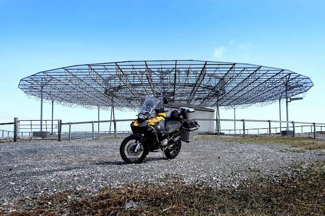 Array GPS r1200gs adventure