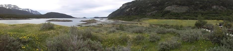 Bahía Lapataia - Ushuaia - Tierra del Fuego
