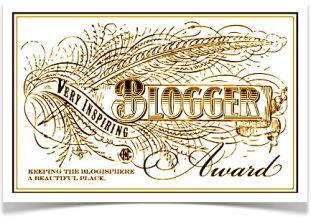 un nuovo premio per il mio blog