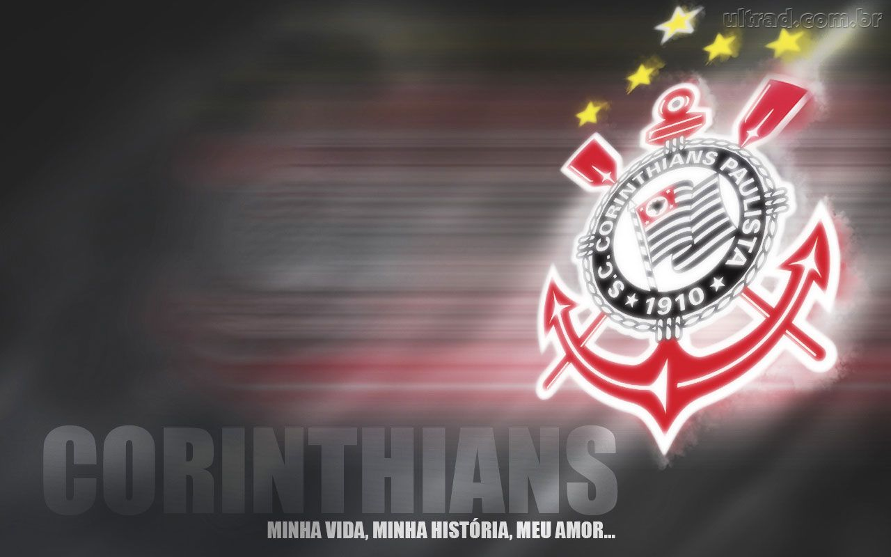 Corinthians Foto ~ Papel de Parede do Corinthians Libertadores ~ Wallpapers de Times