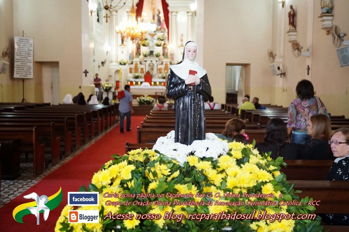 Festa e Missa de Santa Josefa