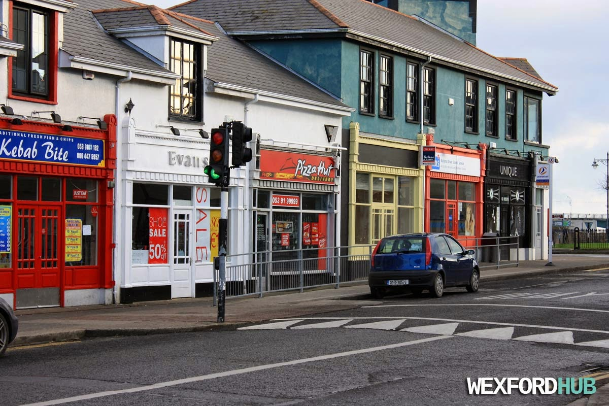 Redmond Road, Wexford