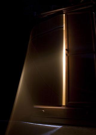 Luz de armario