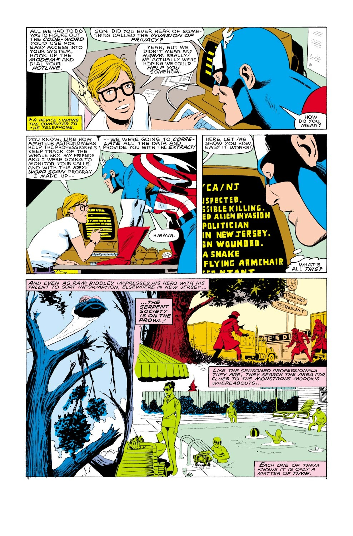 Captain America (1968) Issue #313 #241 - English 13
