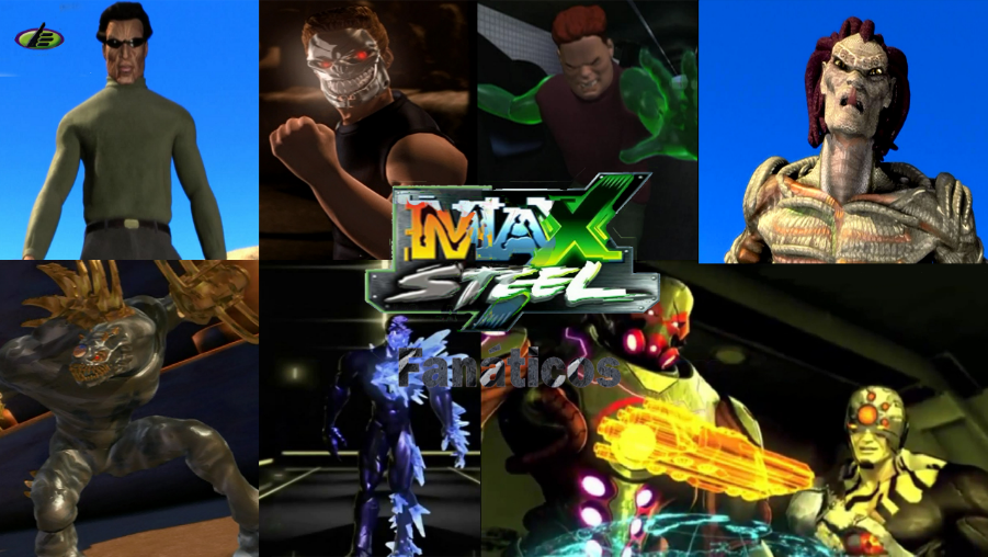 Max Steel Fanáticos