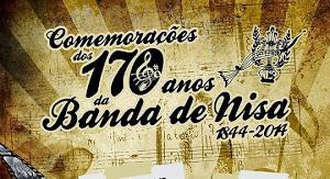COMEMORAÇÕES DOS 170 ANOS DA BANDA DE NISA