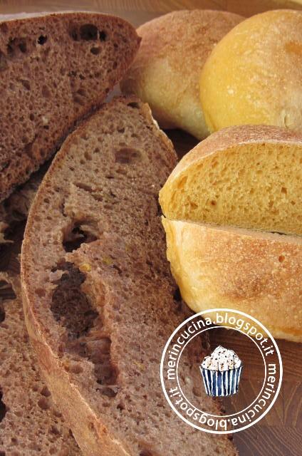 pan dolce e pan di zucca