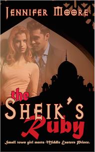 The Sheik's Ruby $25 Blog Tour