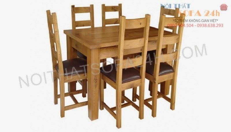 Bàn ghế ăn 022