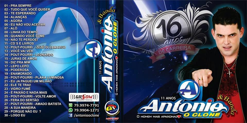 ANTONIO O CLONE PROMOCIONAL 2014