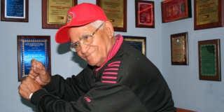 Falleció el exgrandeliga Pompeyo Davalillo