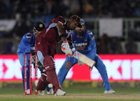 India vs west indies Livescores, ind vs wi 3rd ODI scores 2013,