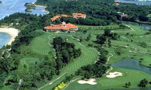 シンガポールゴルフのPC