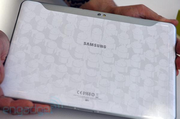 Samsung Galaxy Tab 10.1 Review Video