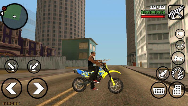 Some Screen Shots Of Gta Sanandreas
