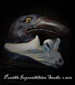 50 Guinnea Undertaker Crow