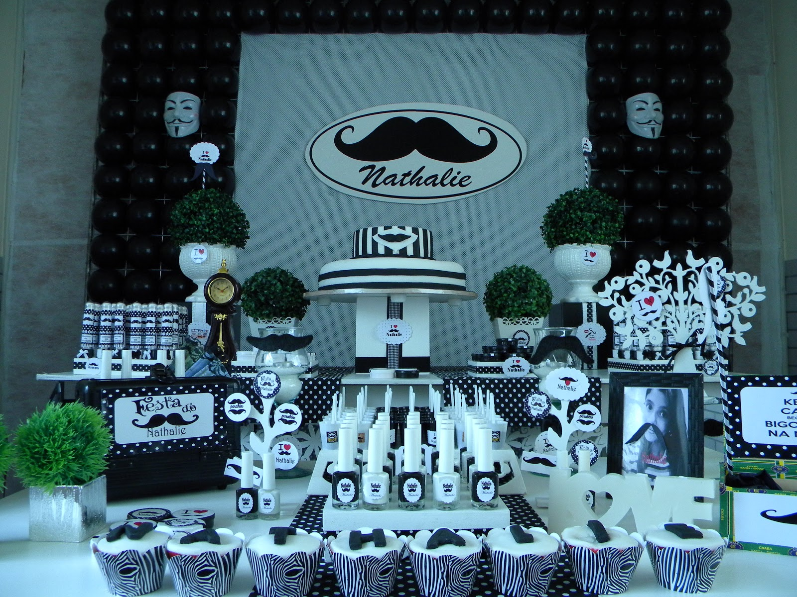 Excepcional Chef Menezes Eventos.: Festa do Bigode GS44