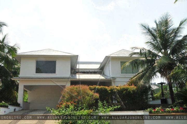Mahesh Babu New House Mahesh Babu House in Filmnagar