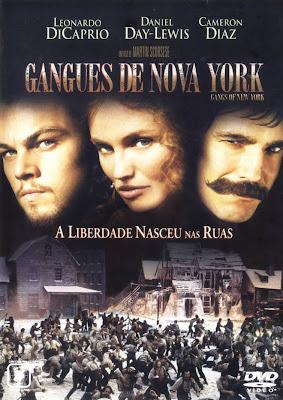 Gangues de Nova York - DVDRip Dual Áudio