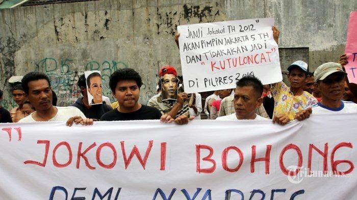 (Video) Jokowi Bohong??