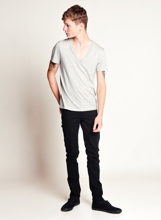 Black skinny jeans guys – Global fashion jeans collection