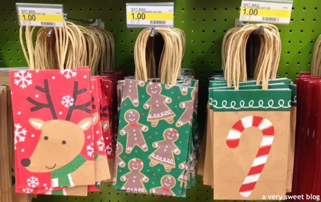 A Very Sweet Blog: Christmas Galore At My Target Store