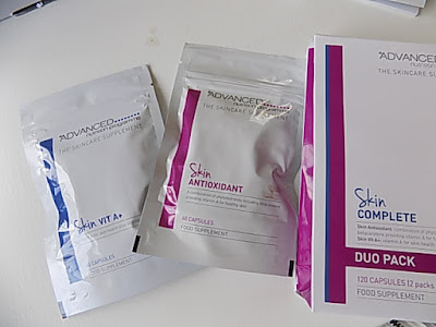 Advanced Nutrition Programme Skin Supplemets review