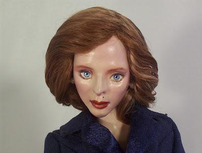 muñeca articulada artesanal a pedido ooak one of a kind