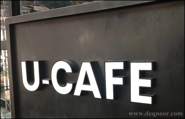 U-Cafe Wangsa Walk Mall