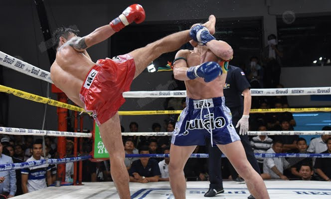 Thailand Boxing