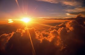 matahari, terbit, barat, teori, saintis, nasa, sains
