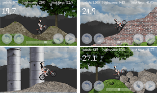 Review Game Adiktif Untuk Anak Stunt Zone Di Android gameplay