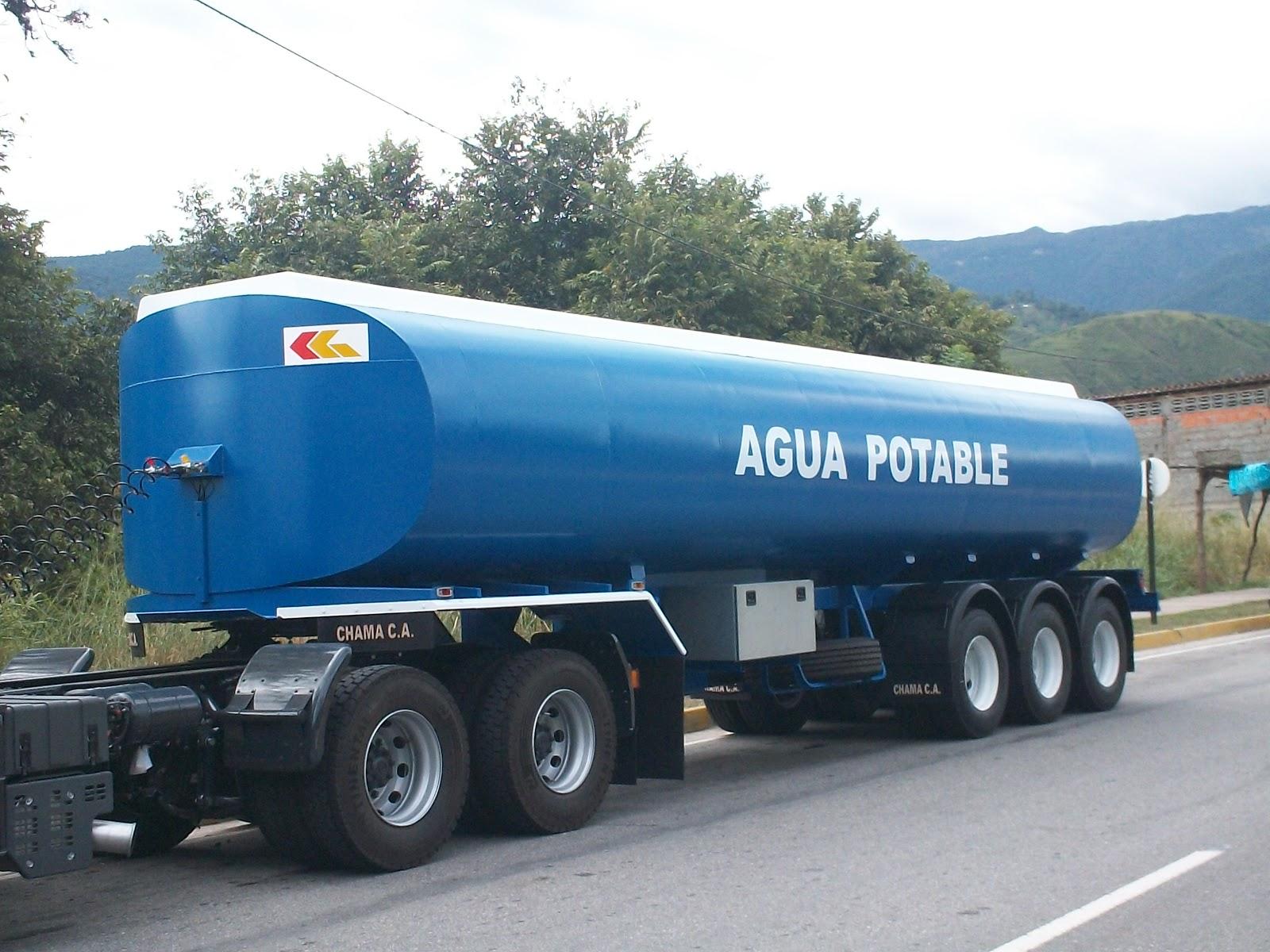 Semiremolques tanque cisterna for Tanque cisterna