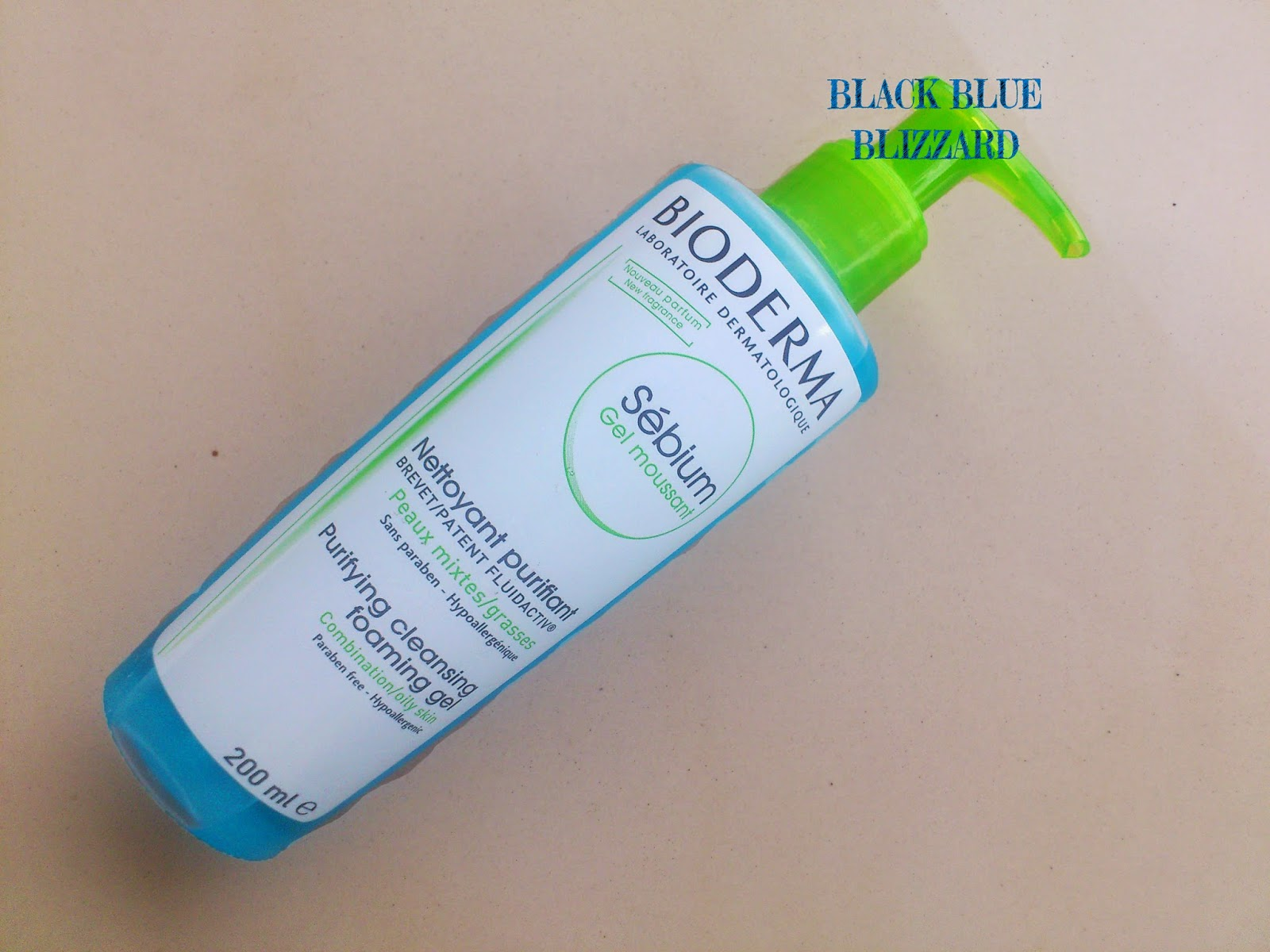 bioderma indonesia blogger, bioderma sebium, bioderma purifying cleansing foaming gel review blogger