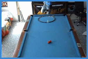 Billard Trickshots Video