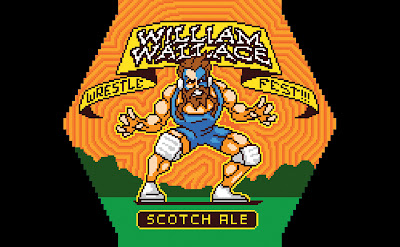 I guess we can debate whether Wallace would have been a professional or Olympic-style wrestler.