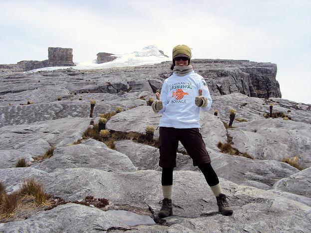 ANDINA ECOTURISMO. Turismo de Naturaleza. CAMINA - CONOCE - AMA - RESPETA - PROTEGE